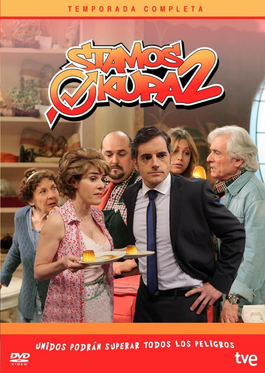 Stamos okupa2 serie de tv 2012 filmaffinity for Oficina de infiltrados serie filmaffinity