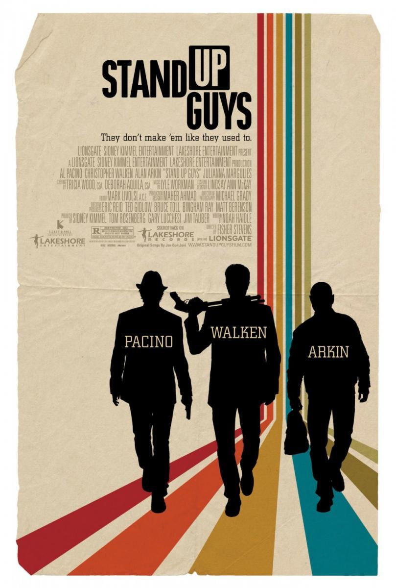 Stand Up Guys (2012) - FilmAffinity