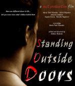 Standing Outside Doors (C)