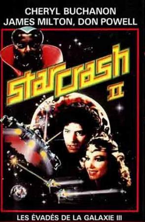 Star Crash 2, Huida de la tercera galaxia