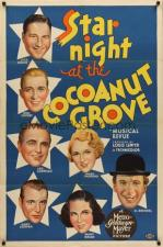 Star Night at the Cocoanut Grove (S)