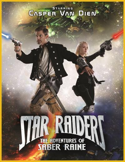 star raiders film