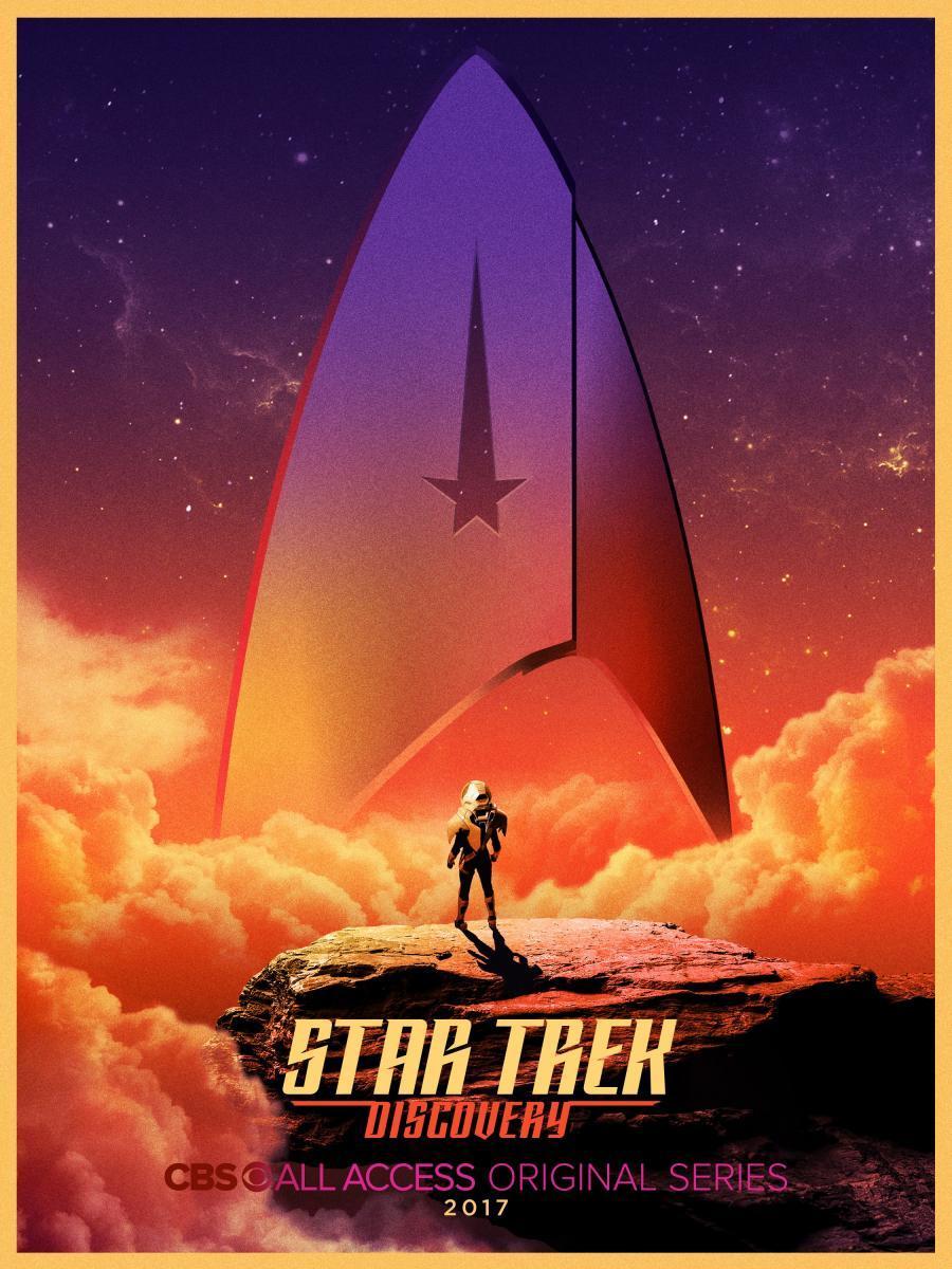 Star Trek: Discovery (Serie de TV) (2017) Temporada 1 y 2 [720p] [Latino] [MEGA]