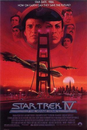 Star Trek IV. The Voyage Home