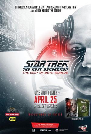 Star Trek, La Nueva Generación: Lo Mejor de Ambos Mundos (TV)