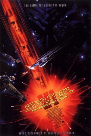 Star Trek VI. Aquel país desconocido