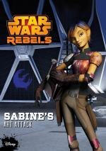 Star Wars Rebels: Ataque con arte (C)