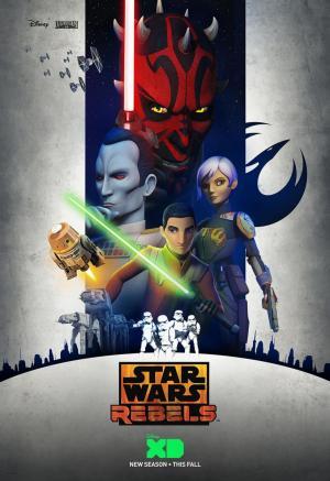 Star Wars Rebels: Pasos entre las sombras (TV)