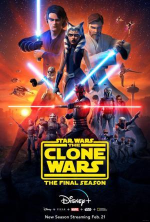 Star Wars: The Clone Wars. The Final Season (TV Series)
