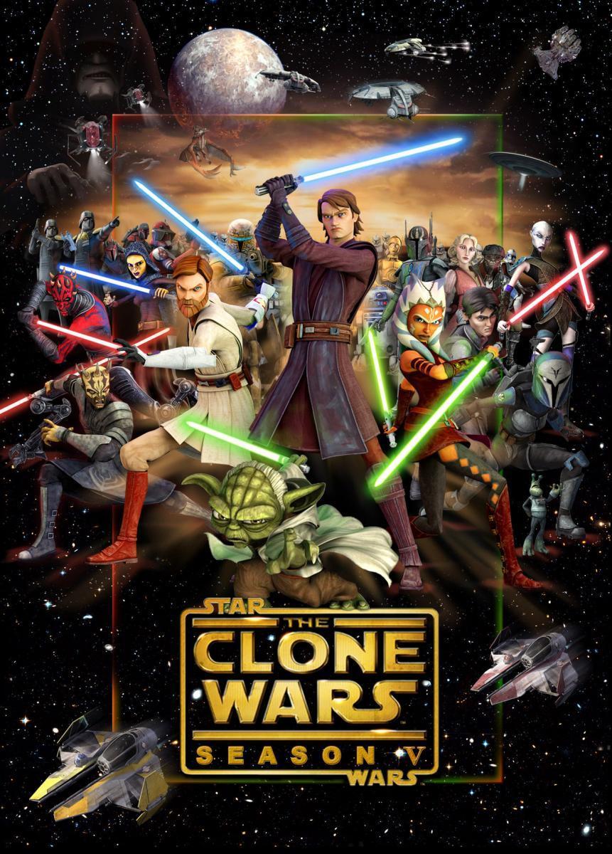 Clone Wars Staffel 1