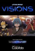 Star Wars Visions: La rapsodia de Tatooine (C)