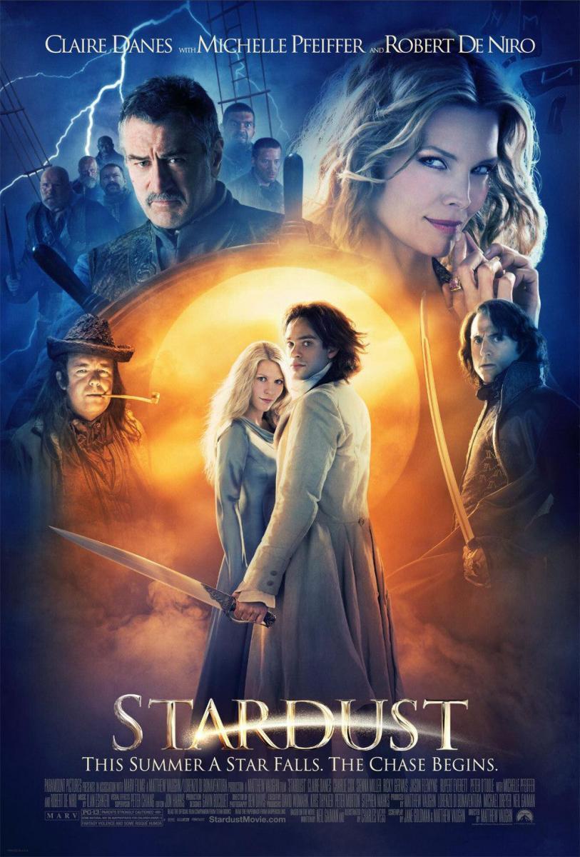 póster de Stardust