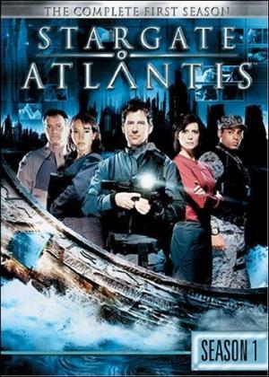 Stargate Atlantis (Serie de TV)
