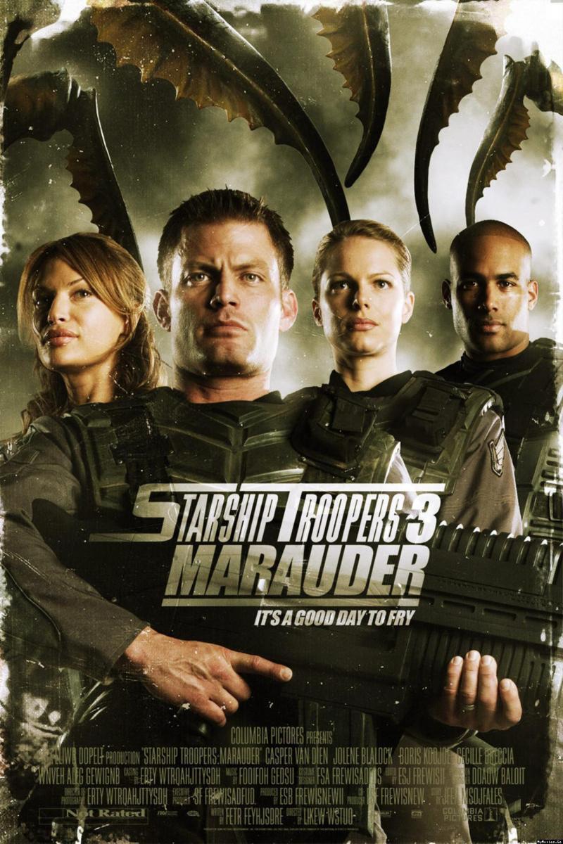 Invasión 3: Merodeador (2008)