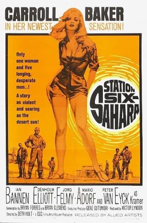 Station Six-Sahara