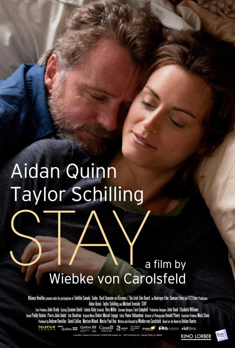 Críticas de Stay (2013) - FilmAffinity