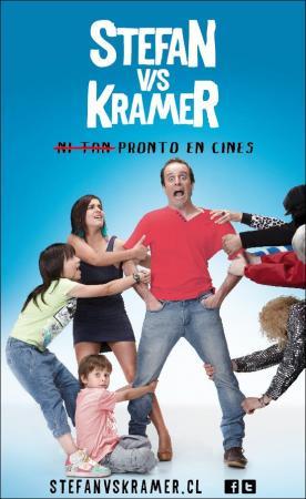 Stefan vs Kramer
