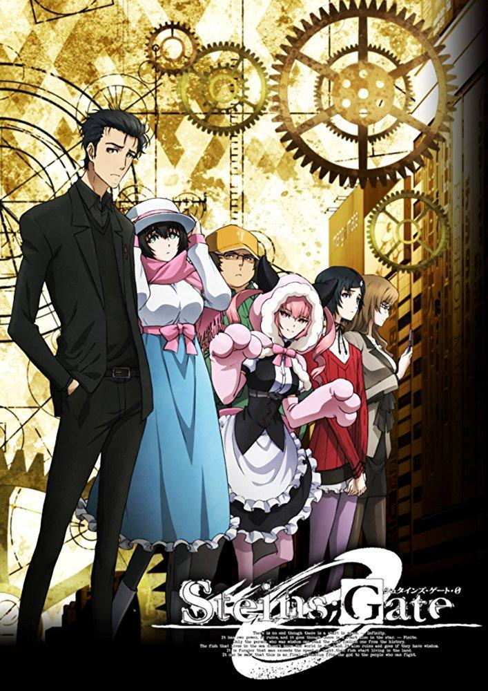 Steins;Gate 0 (Serie de TV) (2018) - Filmaffinity