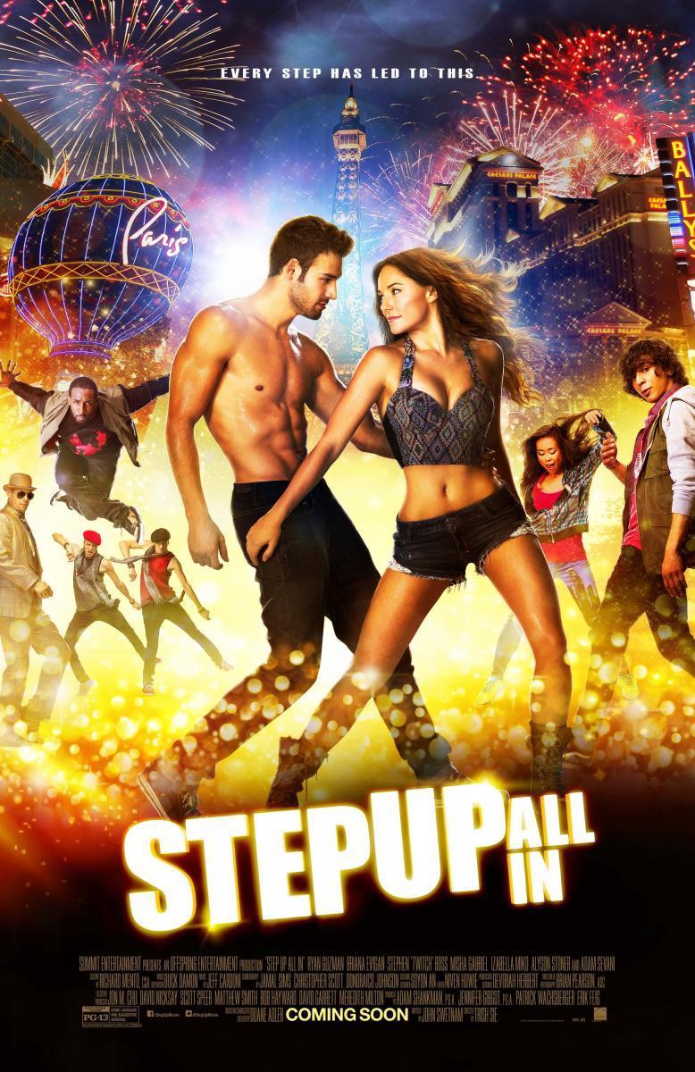 Todos a Bailar / Step Up All In [2014][Español Latino] [1080p][MEGA]