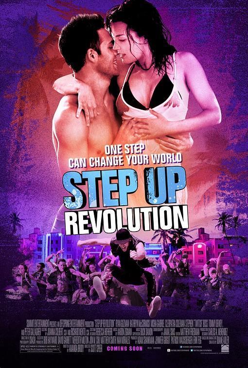 Step Up Revolution (2012) [1080p] [Latino] [MEGA]