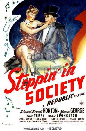 Steppin' in Society