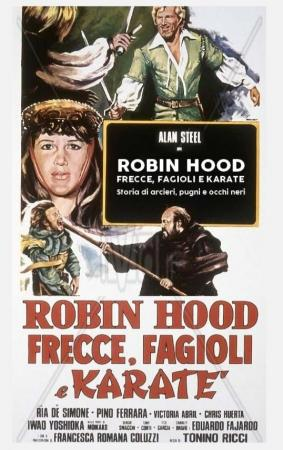Y le llamaban Robin Hood
