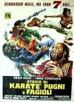 La ley del karate en el Oeste