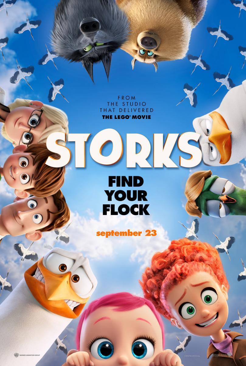 Cigüeñas: La historia que no te contaron (2016) ()