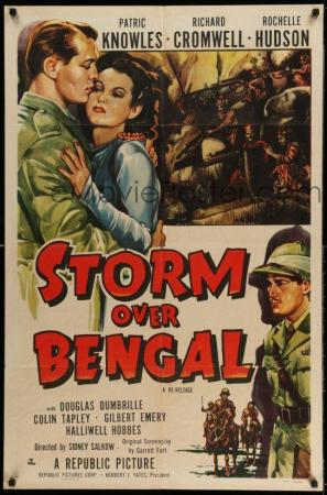 Storm Over Bengal