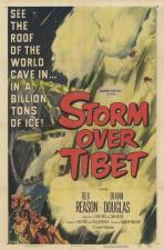 Tormenta sobre el Tíbet