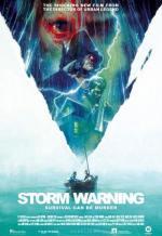 Aviso de tormenta