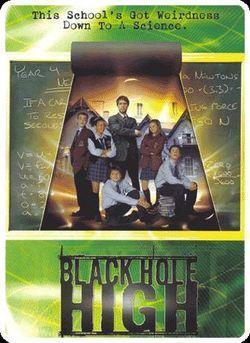 La escuela del agujero negro (Serie de TV)