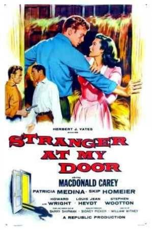 Un extraño a mi puerta