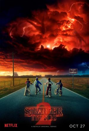Stranger Things 2 (Serie de TV)