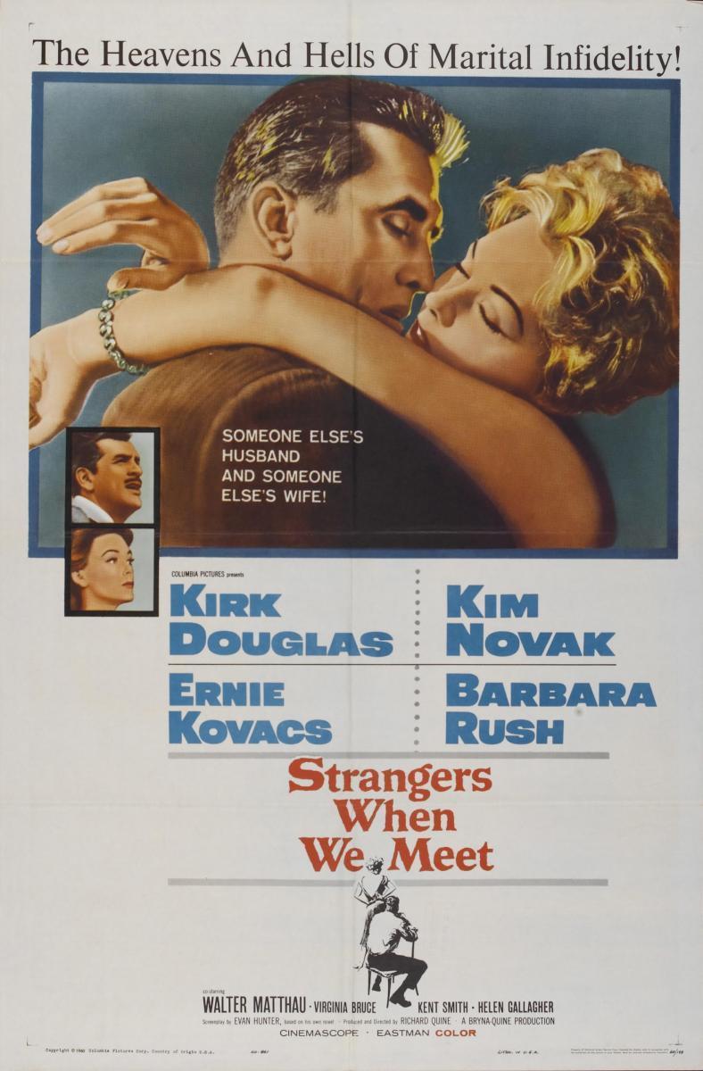 Un extraño en mi vida (1960)