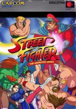 Street Fighter: The Animated Series (Serie de TV)
