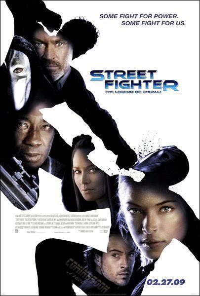Street Fighter: La leyenda (2009)