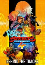 Streets of Rage 4: Behind the Tracks (C)