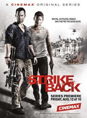 Strike Back: Project Dawn (TV Miniseries)