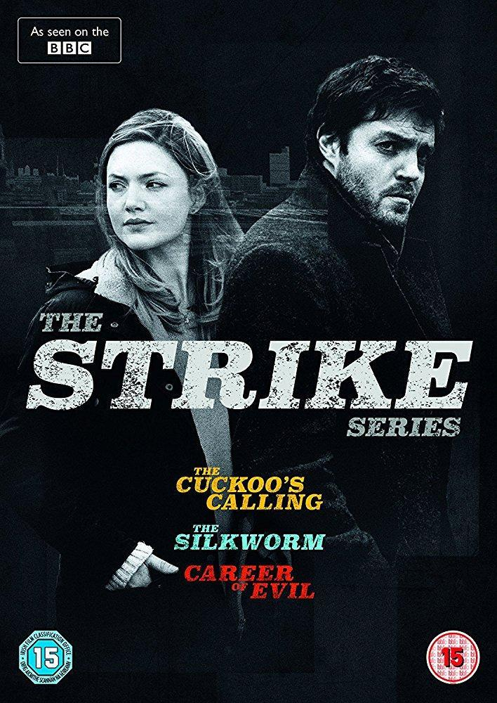 Cormoran Strike Serie