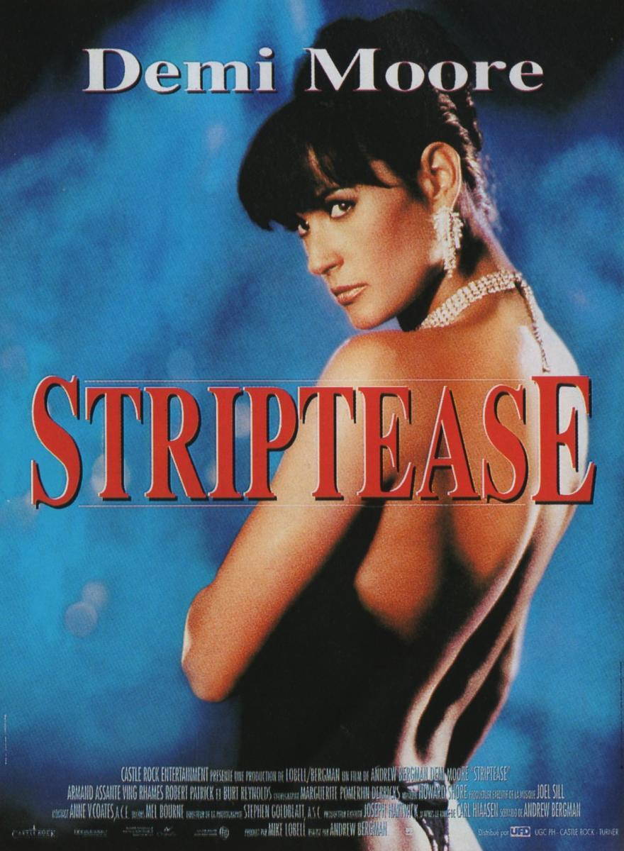 Striptease (1996) Descargar Gratis ()