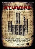 Sturmaz, acto y tempestad