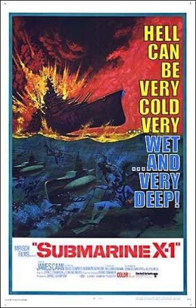 El submarino X-1