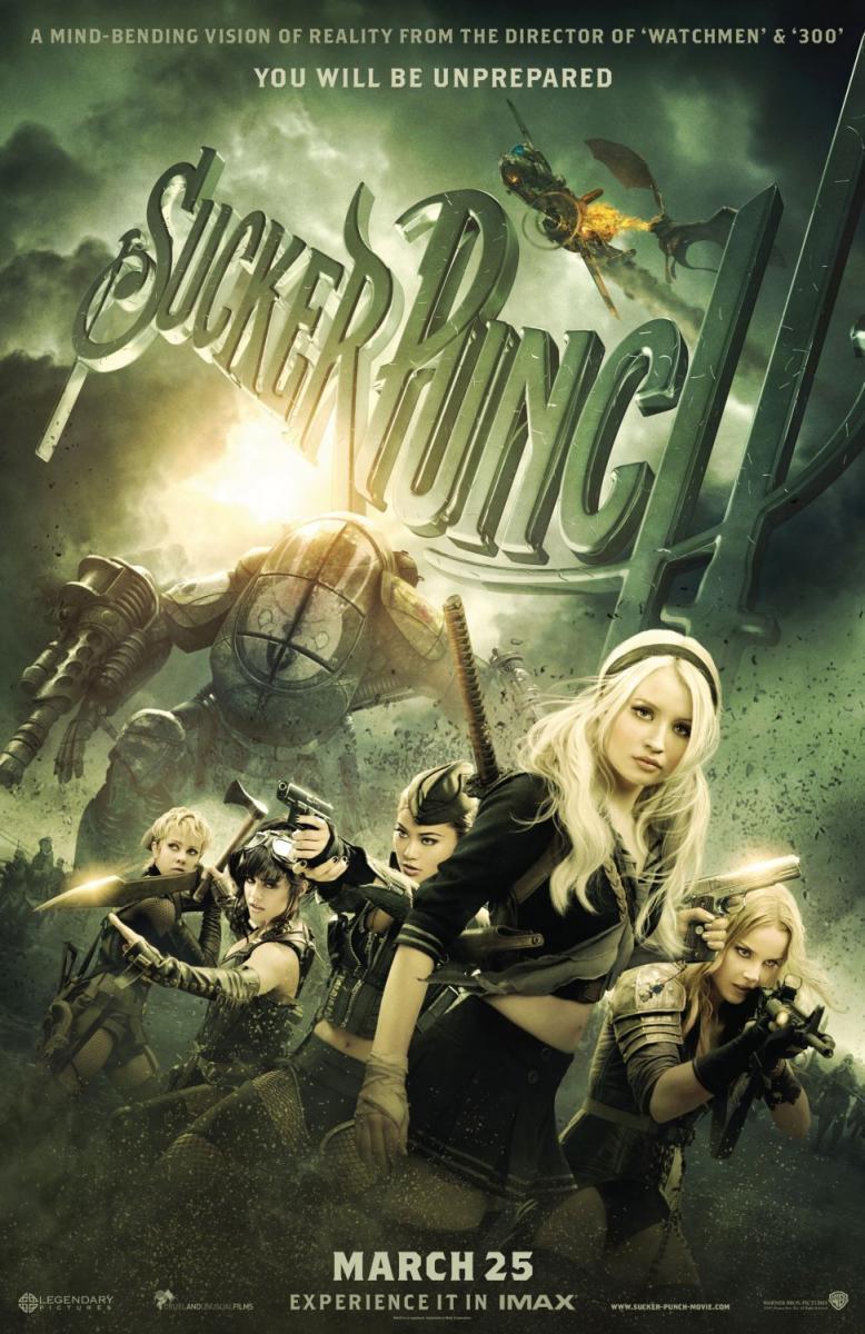 Sucker Punch [2011][Latino][1080p][MEGA y GD]