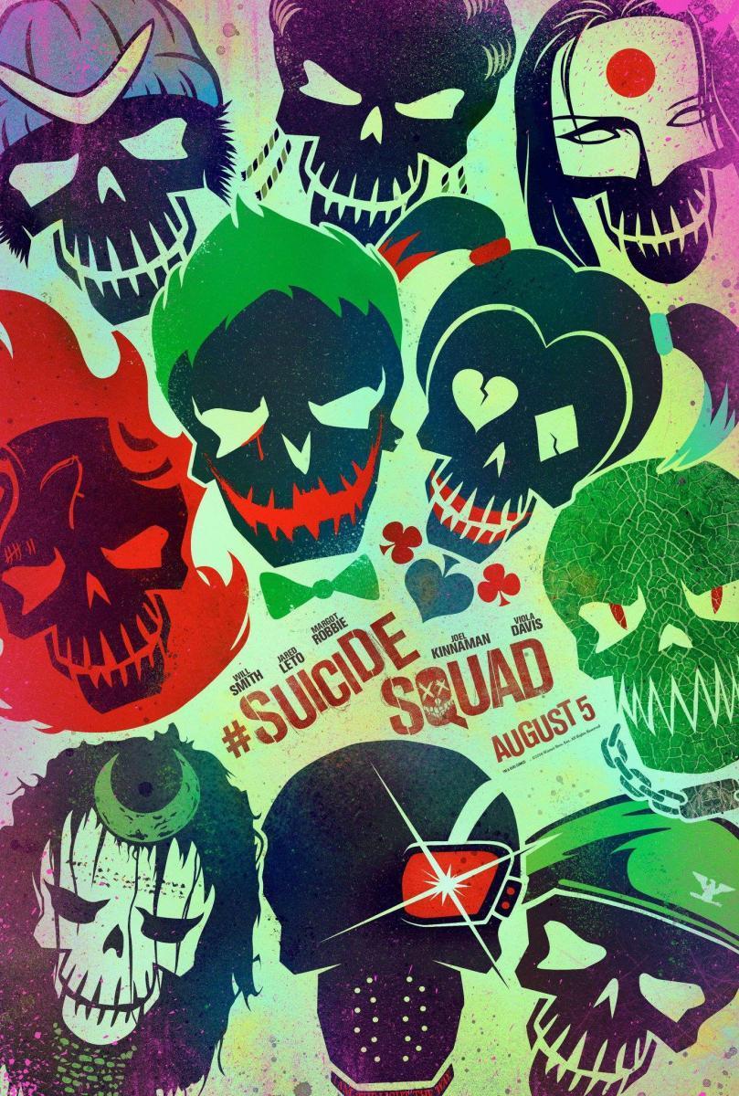 Suicide Squad, Escuadrón suicida, película, cartelera, nos vamos al cine, blog de cine, solo yo, blog solo yo, blogger alicante, comic, 3d, acción, superheroe, thriller, fantastico, will smith,