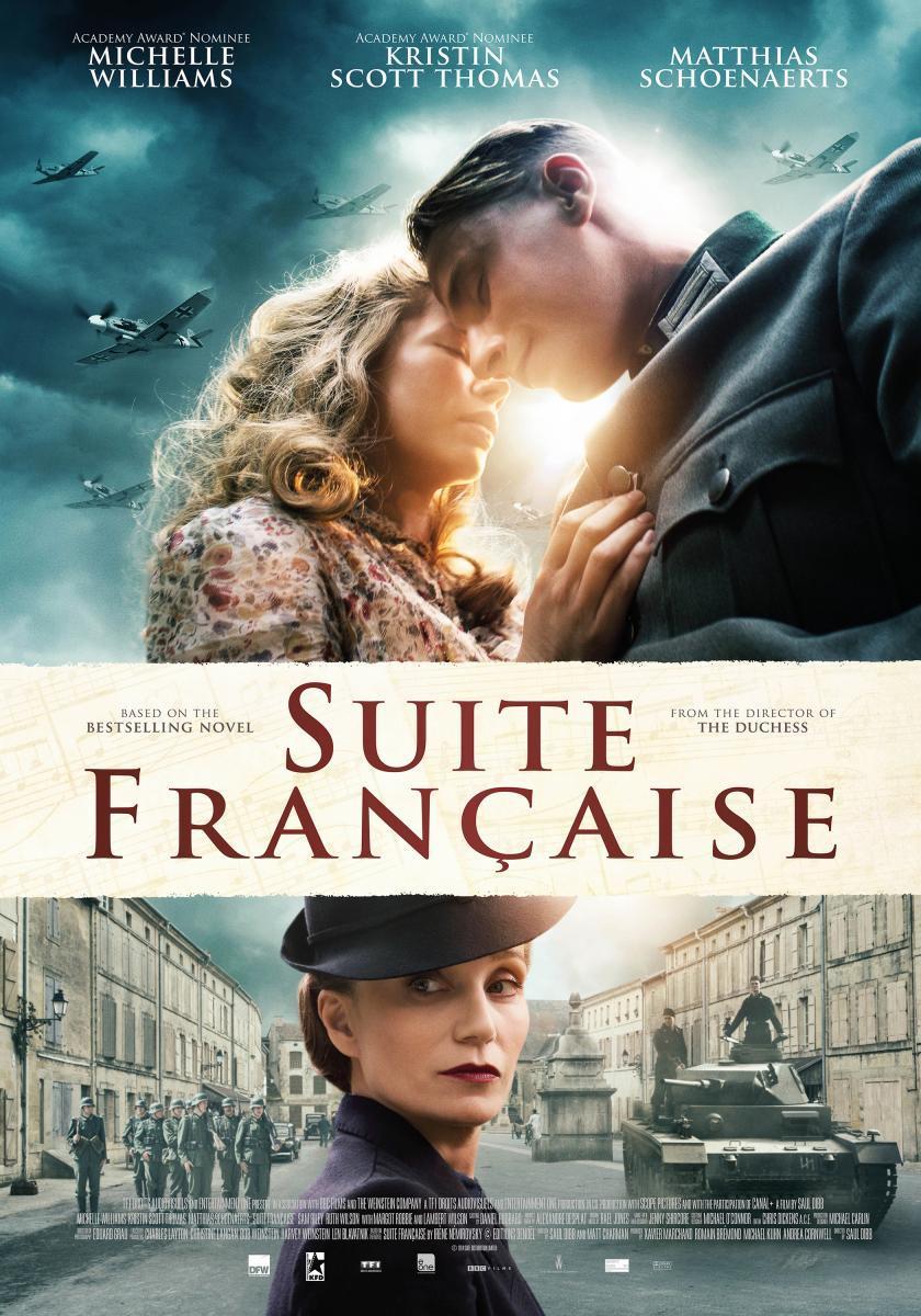 Resultado de imagen de Suite francesa pelicula