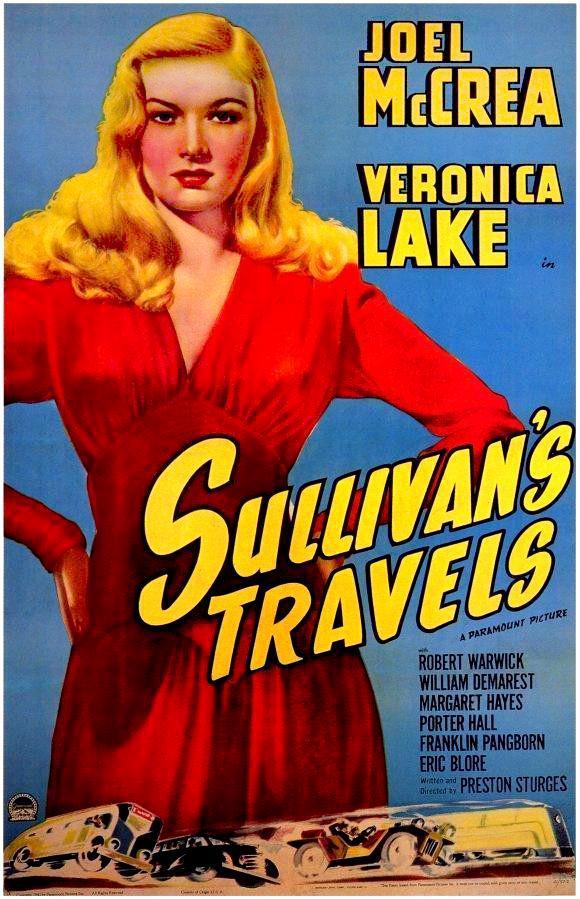 Los Viajes De Sullivan 1941 Filmaffinity