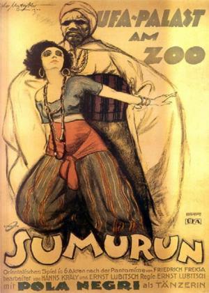 Sumurun. Una noche en Arabia