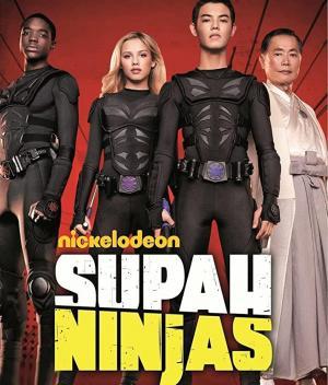 Supah Ninjas (Serie de TV)