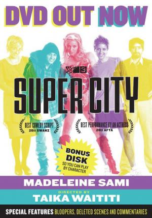 Super City (Serie de TV)
